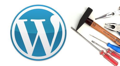 Reparar o arreglar el wordpress