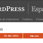 WordPress 3.3.2, actualización de seguridad