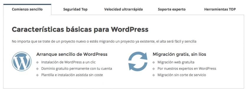 El mejor Hosting WordPress especializado con soporte profesional 24/7