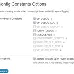 Modificar wp-config.php desde dentro de WordPress
