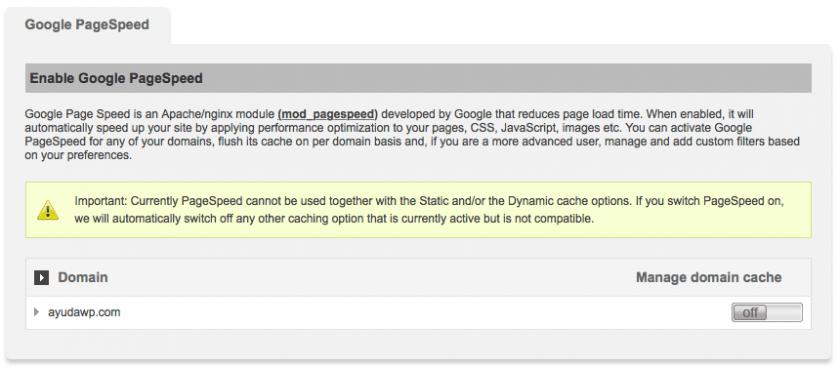 google pagespeed siteground wordpress