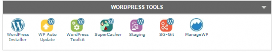 herramientas wordpress siteground