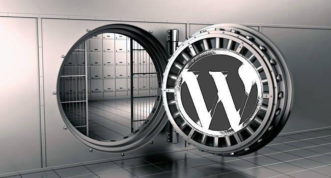 seguridad backup wordpress