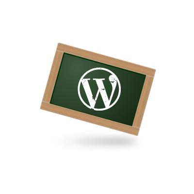 Usos de WordPress en Educación