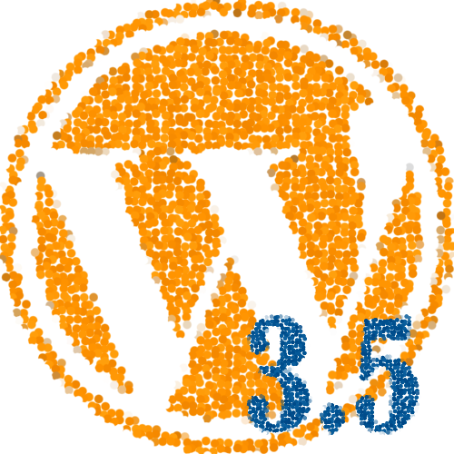 WordPress 3.5 final ya disponible