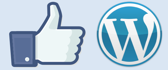 Imagen destacada al compartir entradas de WordPress en Facebook