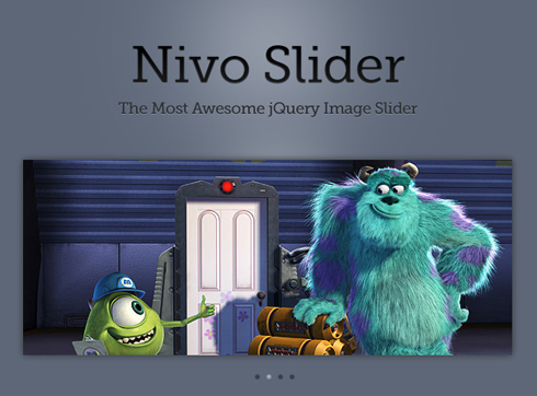 Nivo Slider para WordPress