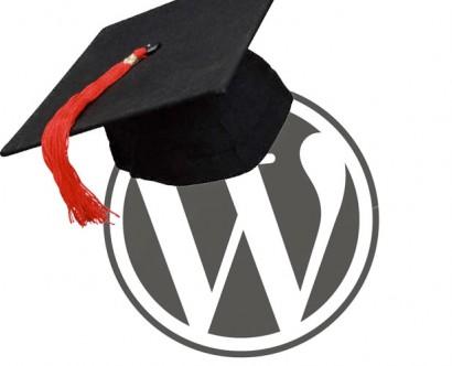 Aprende WordPress con los pantallazos oficiales