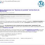 Tu propio logo en el feed RSS de WordPress