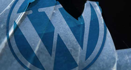 WordPress roto