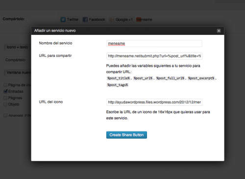 datos servicio meneame jetpack wordpress