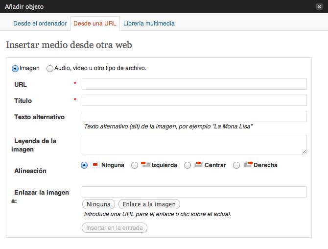 Descarga automática de imágenes remotas a WordPress