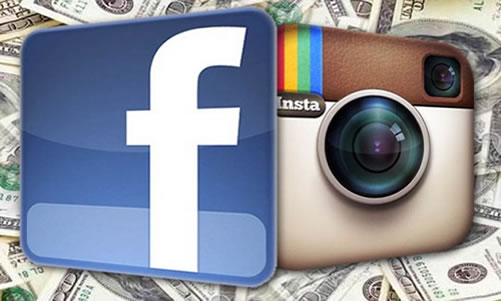 instagram facebook money