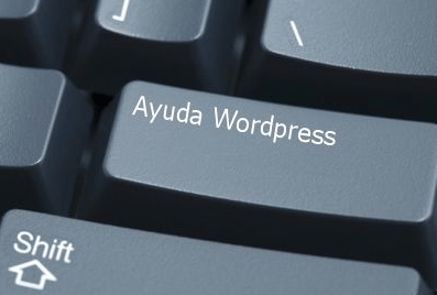 tecla ayuda wordpress