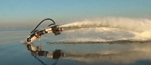 jetpack accidente
