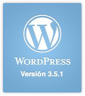 WordPress 3.5.1 (actualización de seguridad importante)