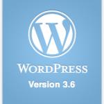 WordPress 3.6, lo que está por venir