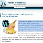 Cambiar el color de fondo al seleccionar texto en WordPress