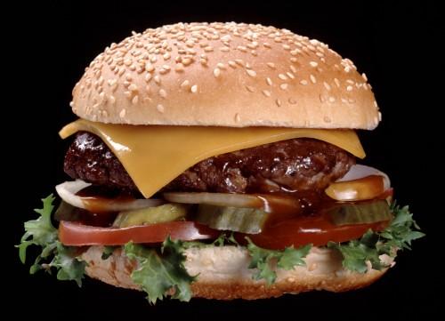 Hamburguesa deliciosa