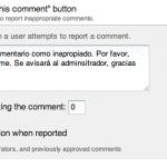 intense debate report comments