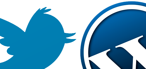Plugin oficial de Twitter para WordPress