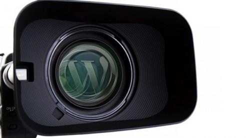 video wordpress