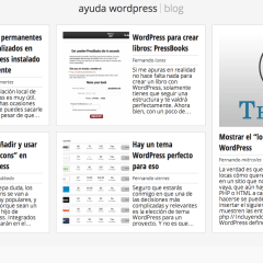 Ayuda WordPress en Google Currents