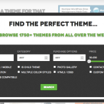 Hay un tema WordPress perfecto para eso