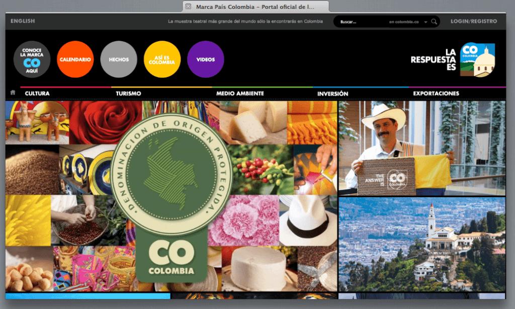 colombia ama wordpress