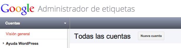 google tag manager wordpress 0