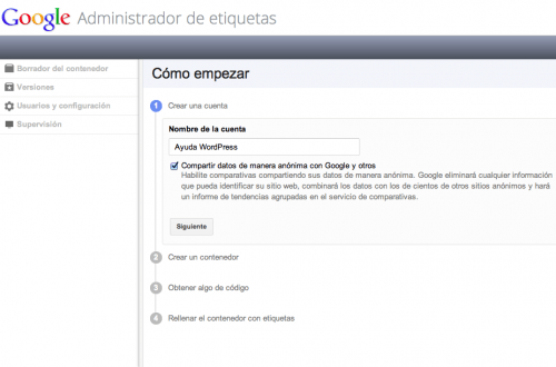 google tag manager wordpress 1