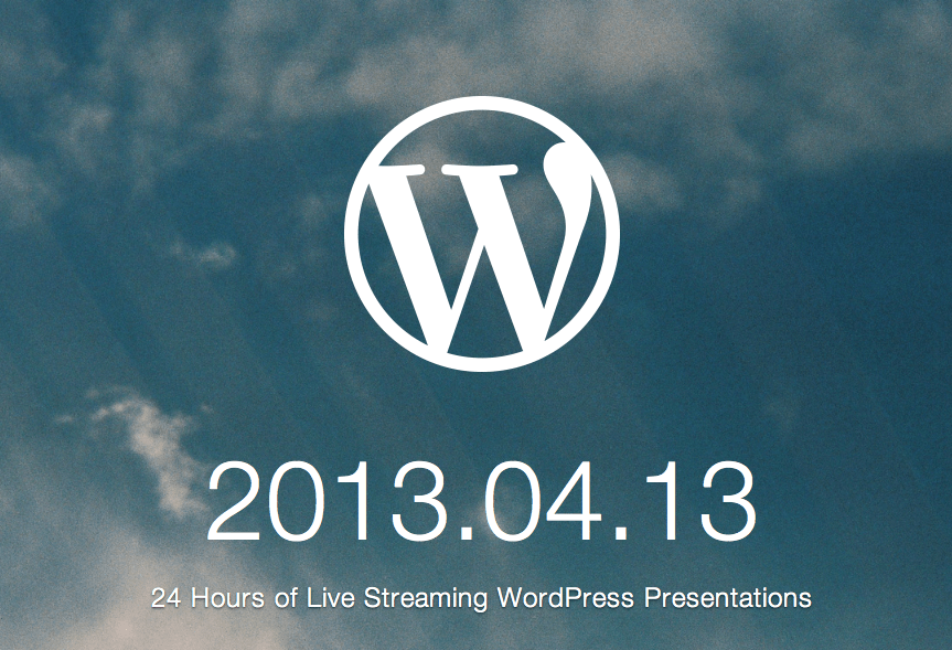 24 horas seguidas hablando de WordPress – WordSesh 2013