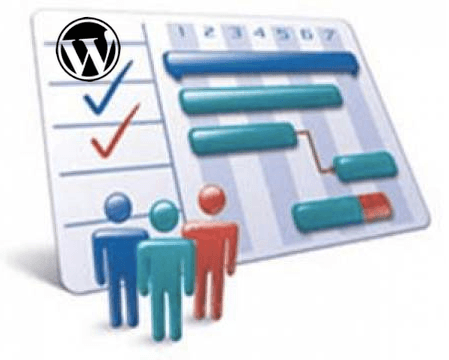 gestion proyectos wordpress