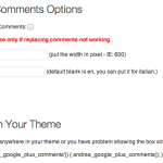 google plus wordpress forum gt