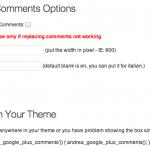 google plus wordpress forum gt