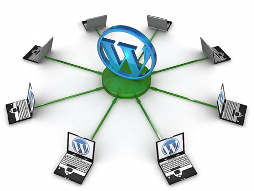 imagen de red wordpress multisitio