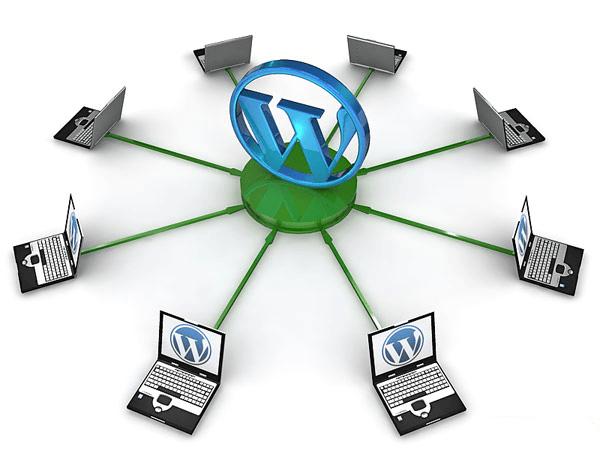 imagen de red wordpress multisitio