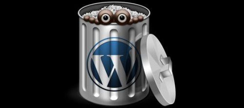 wordpress-trash