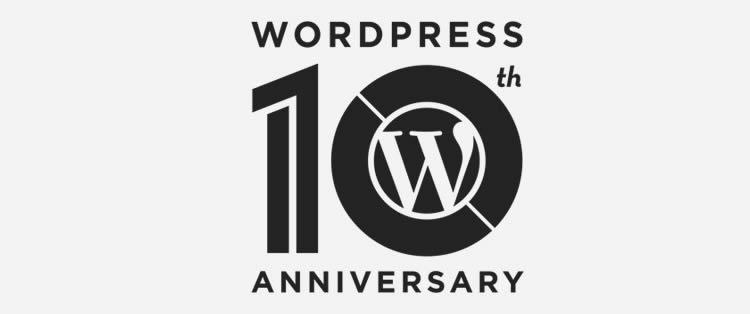 10 años de WordPress #wp10