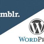 Centenares de miles de blogs migran de Tumblr a WordPress
