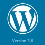 WordPress 3.6 beta 3 lista para descargar y probar