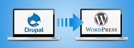 Migración automática de Drupal a WordPress