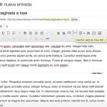 nuevo boton pagina siguiente wordpress
