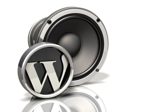 audio wordpress