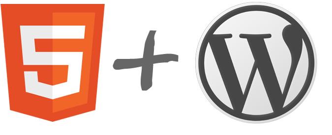 HTML5 en el núcleo de WordPress 3.6