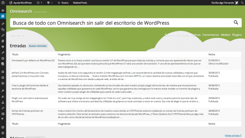 omnisearch