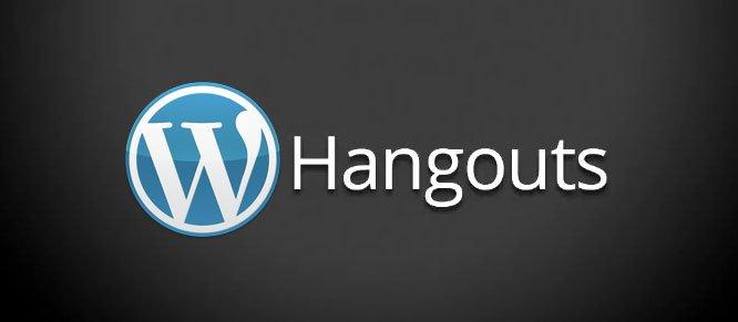 Debate en directo sobre el presente y futuro WordPress #hangoutWordPress