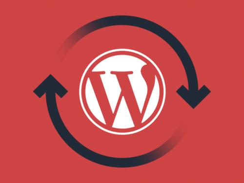 sin actualizaciones automáticas wordpress