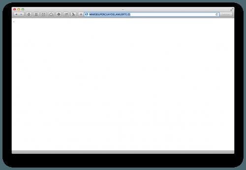 wordpress pantalla blanca