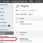 nuevo enlace para instalar plugins en cada sitio